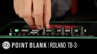 Roland AIRA TB-3: First Look