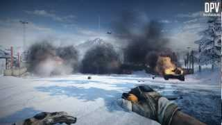 BF3: Everything Looks Better in Slow Motion | End Game