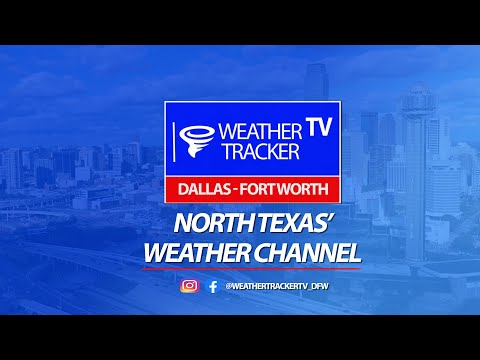 LIVE: Texas Weather Tracker TV