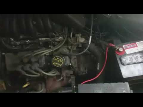 2003 Ford Taurus Starter Replacement