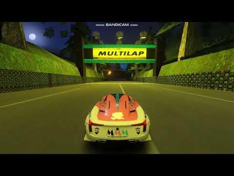 TrackMania 2-  More Mario Kart tracks by Eternity. |