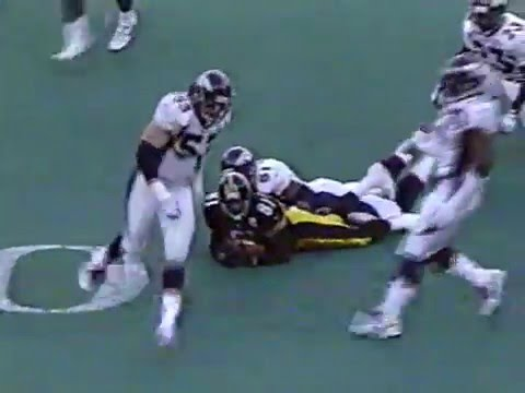 1997 AFC Title Game   Denver at Pittsburgh