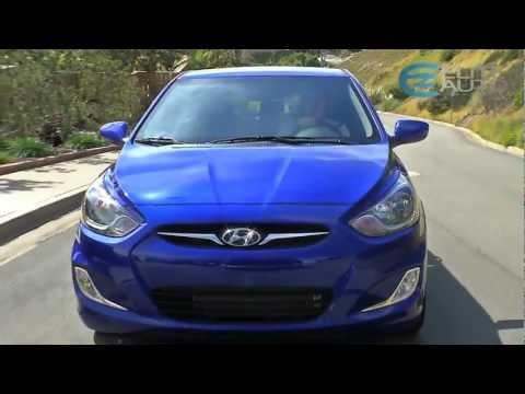 Essai Hyundai Accent A.6 138 ch