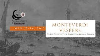 2017 Monteverdi Promo Video - Consortium Carissimi