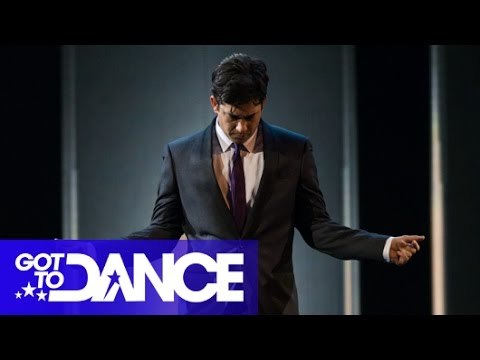 Adam Garcia's Tap case  Got To Dance 2014