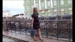 Лиза Боярская  Пари с Хабенским