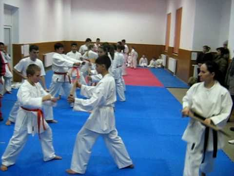 Antrenamente Karate - Progresul Cernica 1/8