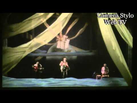 TIGER LILLIES Rime of the Ancient Mariner 9 1 2015 Badminton