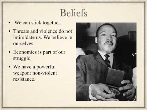Dr. King Powerpoint