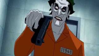 Batman lesson - dont give the Joker a glass of water