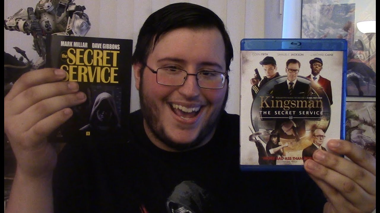 Secret service kingsman comic