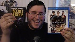 "Kingsman: The Secret Service ""Bestbuy Comic Book Edition"" - Unboxing - GorTheMovieGod"