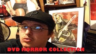 MY HORROR MOVIE COLLECTION (DVD COLLECTION)