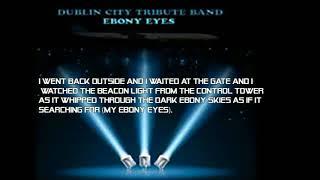 Ebony Eyes With Lyrics