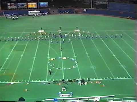1997 Northern Garrett High School Marching Band
