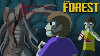 FINDING THE ULTIMATE FIGHTING WEAPON...THE KATANA | THE FOREST [EP4]
