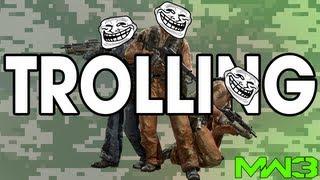 TROLLEANDO AL MÁS CAMPERO de Modern Warfare 3