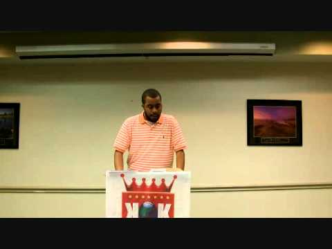 You Are gods - Pastor Adrian Hines|Kingdom Konnections Embassy