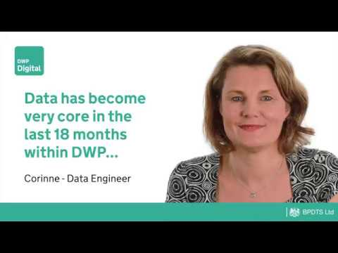 Data Engineer Corinne - Data has become very core in...