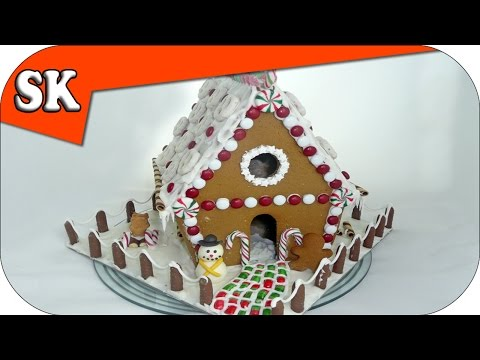 Decorate your gingerbread house make your own gingerbread house