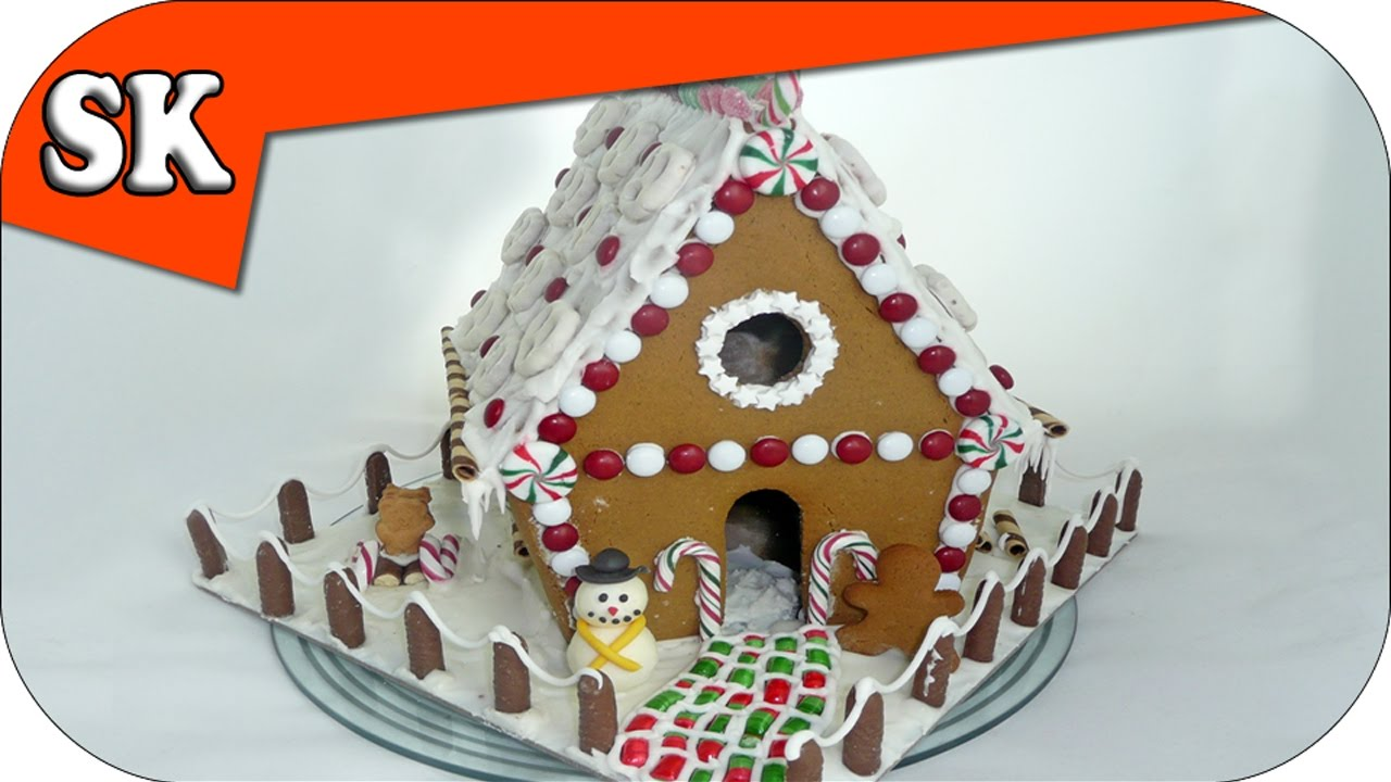 decorate your gingerbread house make your own gingerbread house part 2 - Decorate Your Own House