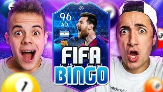 🎱 FIFA BINGO con TEAM OF THE GROUP STAGE!!! | Enry Lazza vs Sodin