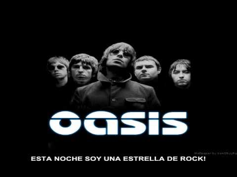 Rock And Roll Star -- Oasis (subtitulado)
