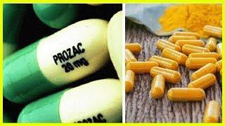 ターメリックの効能 vs 7つの医薬品