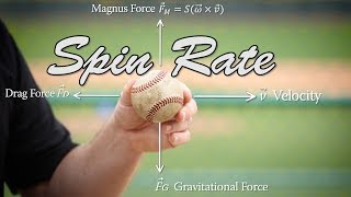 Baseball Pitching Tips - Spin Rate and Magnus Force Explained