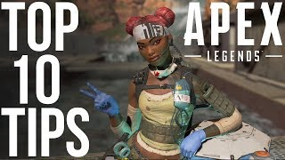 Apex Legends Top 10 Tips and Tricks