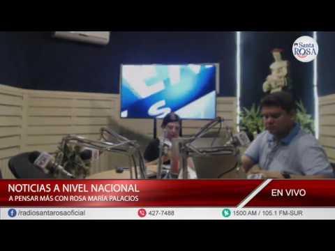 """""""A Pensar Más"""" con Rosa María Palacios  04-04-2017"""