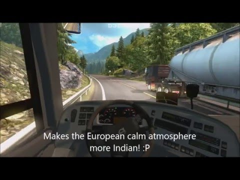 Real Indian Horns for Buses and Trucks in ETS2
