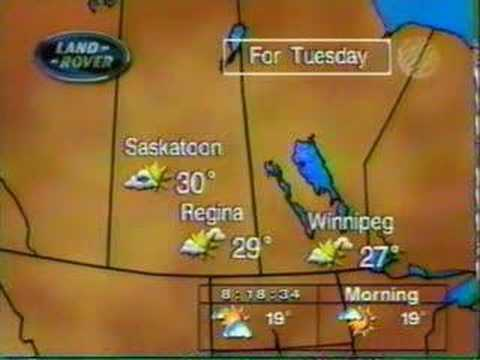 TWN Travellers Forecast - 1997