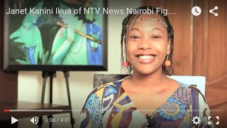 Janet Kanini Ikua of NTV News Nairobi Fight with Cancer #IStandWithJanet