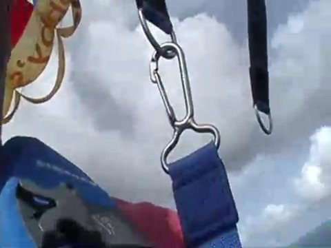 Size Matters - Parasailing Over Philipsburg