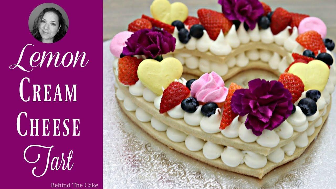 Cream Tart Cake Trend 2018 This Recipe Will Blow Your