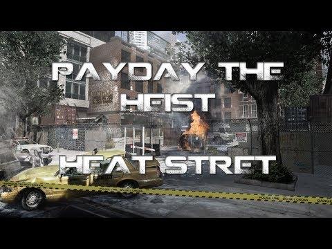 The League of  Contemptible Gentlemen - Payday: The Heist (Heat Street)