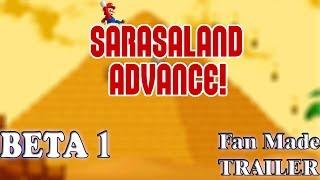 Sarasaland Advance DS Hack Rom - Creado por Newluigidev