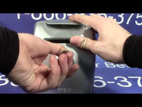 Breas iSleep 20i Auto CPAP Humidifier Setup | RespShoppe.com