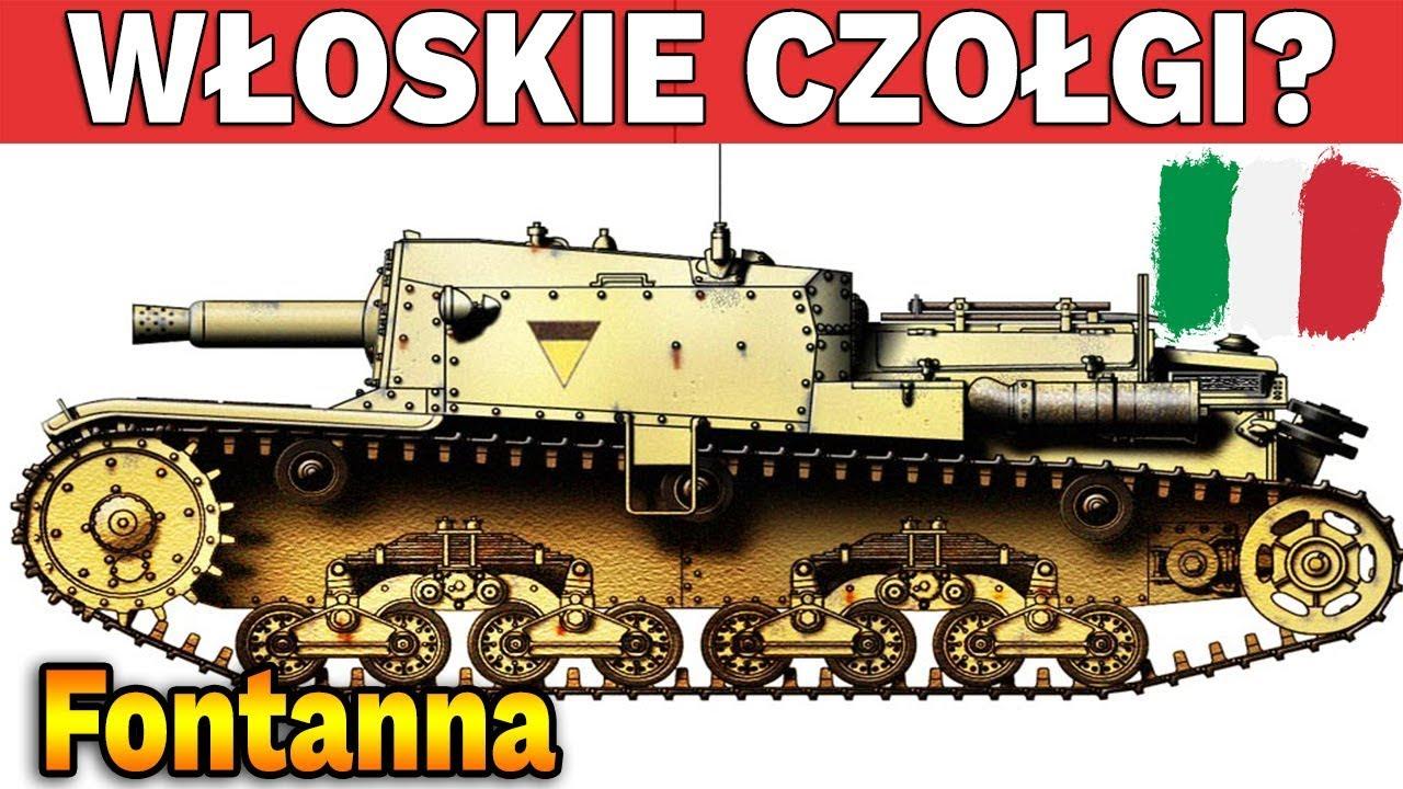 POLSKIE CZY WŁOSKIE DRZEWKO? – Fontanna Wiedzy – World of Tanks