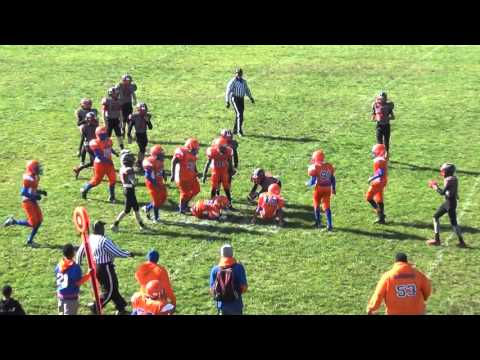 11.07.15 GFL Playoffs Round 1: Kirkwood Cardinals vs North C