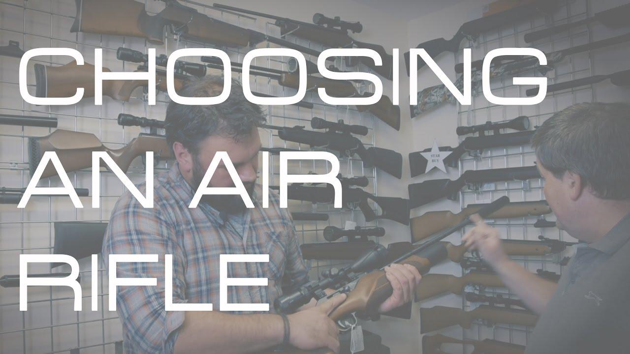 How to choose an air rifle 47