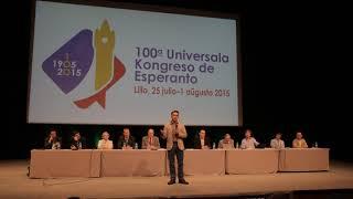 World Congress of Esperanto | Wikipedia audio article