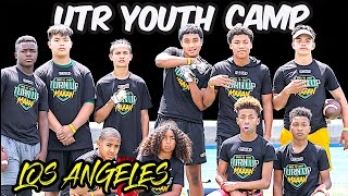 Camp Was LIT 🔥🔥 UTR Youth Exposure Camp Los Angeles - Action Packed Highlight Mix