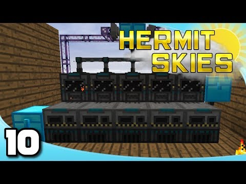 Hermit Skies - Ep. 10: Automation and the...