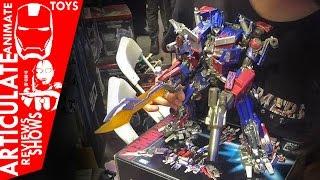 TakaraTomy Transformers Optimus Prime MPM-4