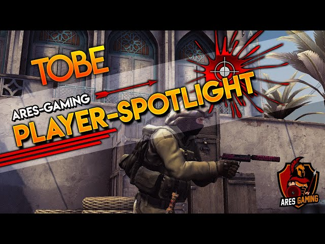 Player-Spotlight:  QUICK 4K HEADSHOTS from tOBE [CS:GO]  by ares-gaming