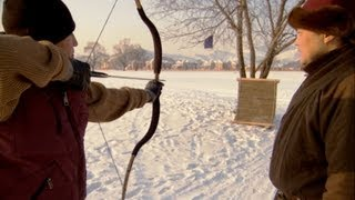 Responsibility and Sports: Mongolian Archers