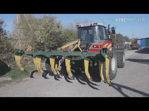Трактор Бизон ....Чизель АЧП 4.5