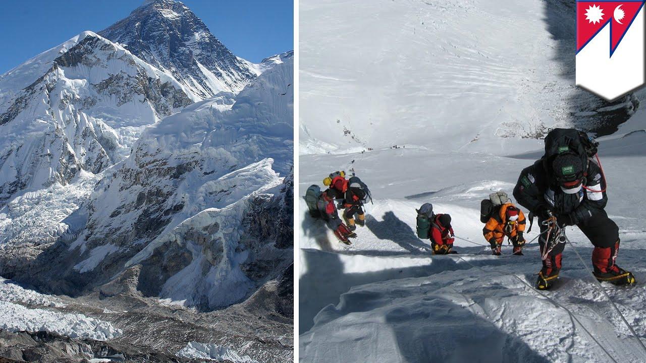 Mount Everest 2019